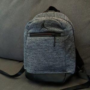 Toddler-sized Jordan backpack